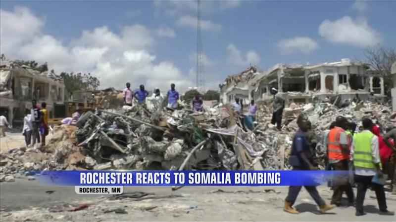 Rochester Somali Community Comes Together After Bombing in Mogadishu