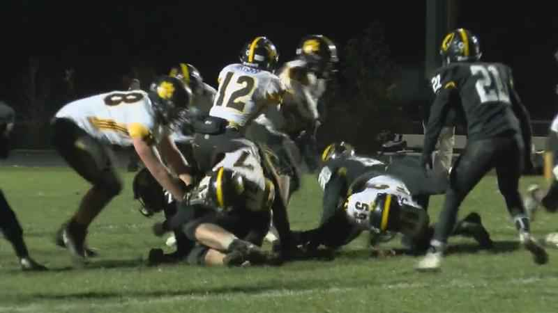 Saturday's Local Football Highlights & Scores