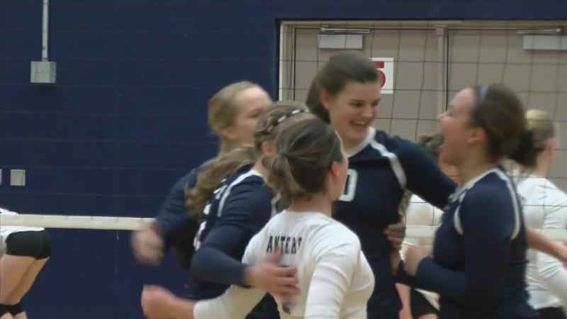 Section Volleyball: Century Advances to Civic Center