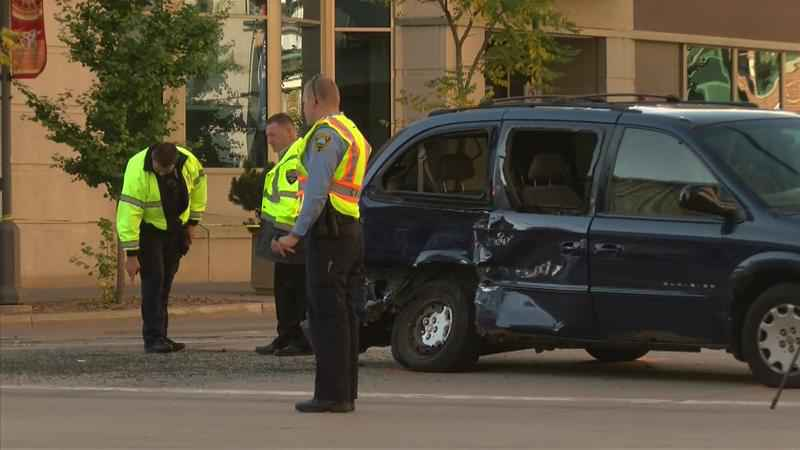 UPDATE: Driver in Pedestrian Accident Ticketed