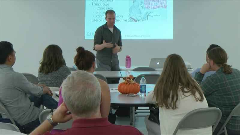 Workshop Trains First Responders How To Handle Autism