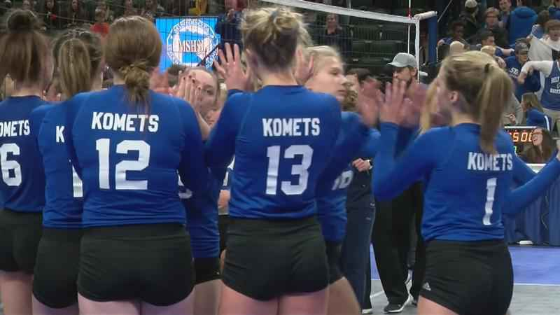 Kasson-Mantorville Falls in First Round of State Volleyball