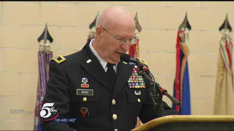 New Minnesota National Guard Adjutant General Sworn In