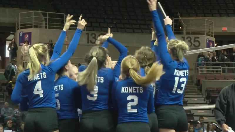 Kasson-Mantorville returns to the State Volleyball Tournament