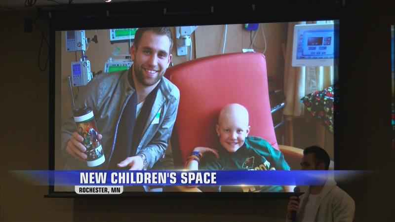 The Zucker Family Suite to Give Kids A Unique Space During Hospital Stays