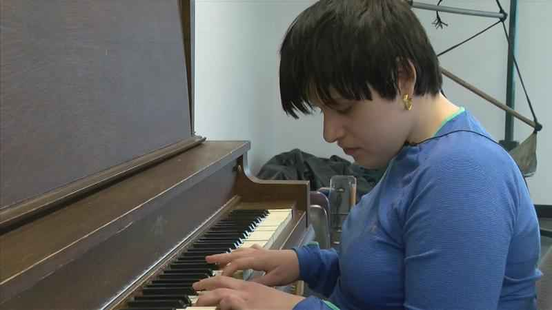 Two Disabilities Pushing Young Woman to Inspire Others