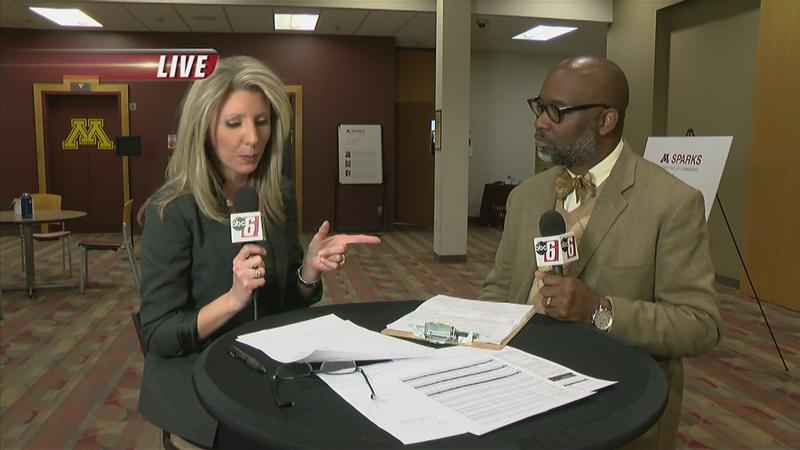 UMR 'Sparks' Live Newscast: Interview with Robert Reese, Dir. of Diversity & Inclusion
