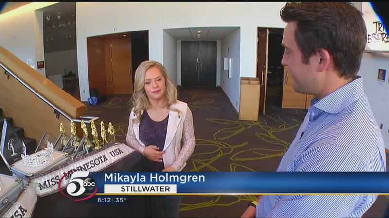 Woman is First with Down Syndrome in Miss USA State Pageant