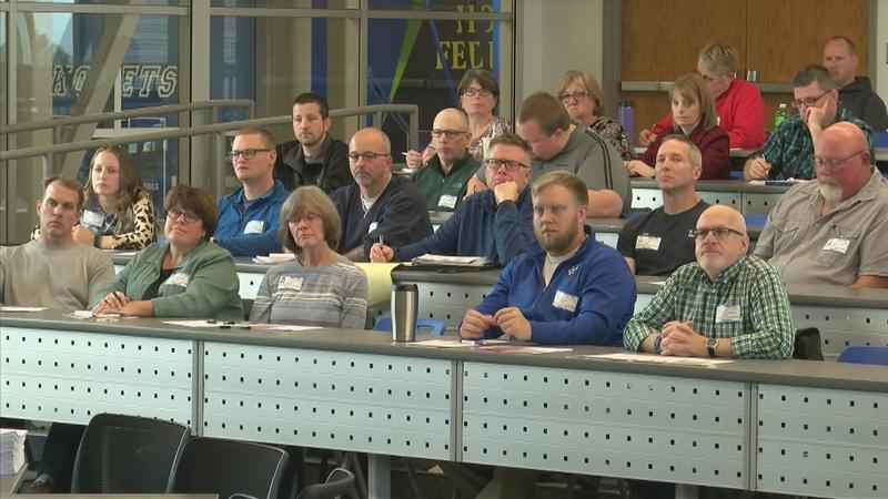 Area Church Leaders Train for Active Shooter