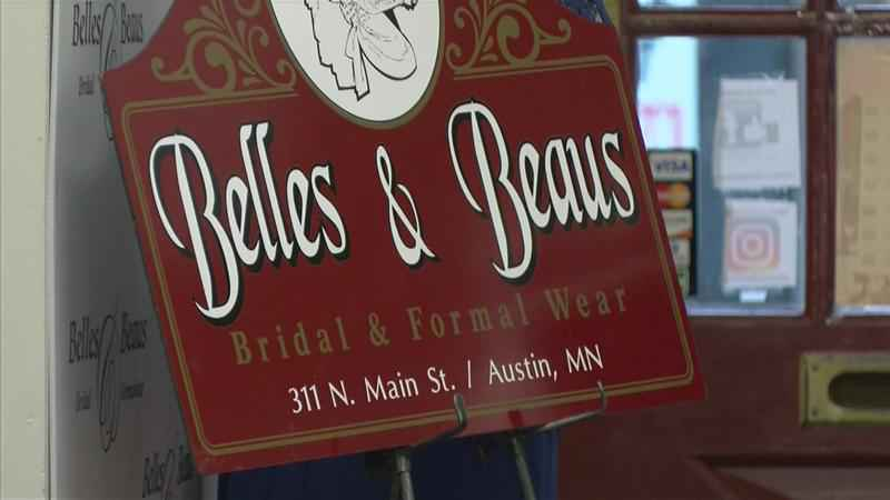 Austin Formal Wear Store Closes After 21 Years