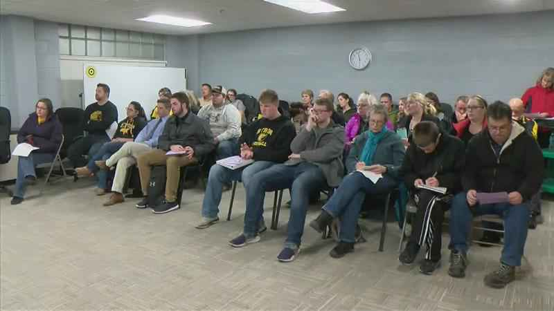Byron School Board Approves Revised Budget, Some Teachers Unhappy