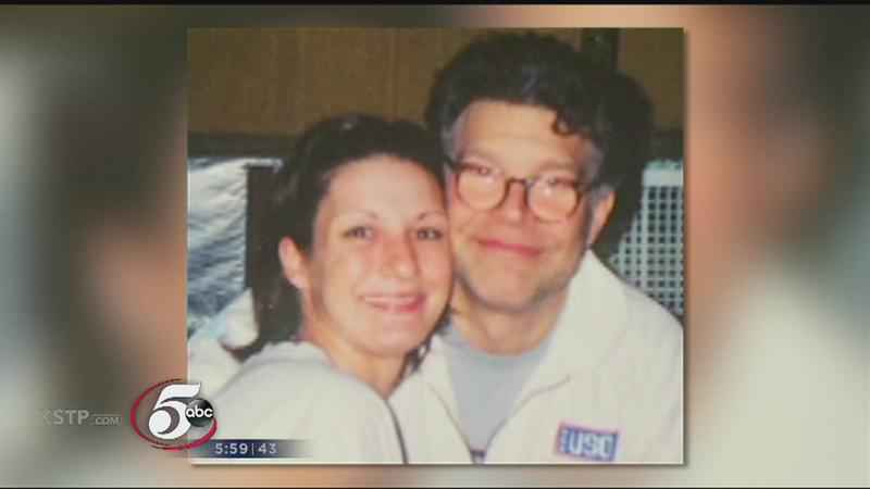 Fifth Franken Accuser Speaks About 2003 USO Tour Interaction
