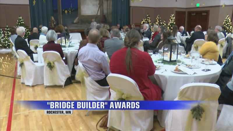 Local Church Honors Those Building Bridges in Rochester