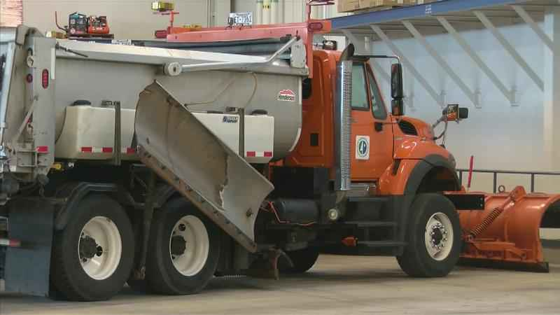 MnDOT Continues to Work Through New Weather Conditions