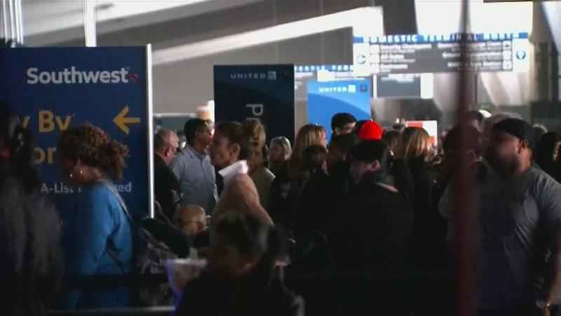 Power Outage at Atlanta Airport Impacts Thousands of Travelers including Locals