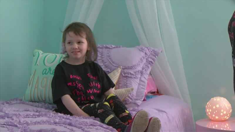 "Providing Refuge: ""My Happy Place"" Renovates Bedrooms For Sick Kids"