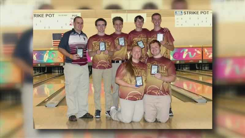 Stewartville High School Bowling Team Wins 5th Place at State Tournament