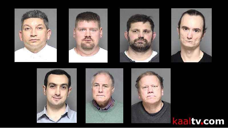 Seven Arrested In Rochester Prostitution Sting