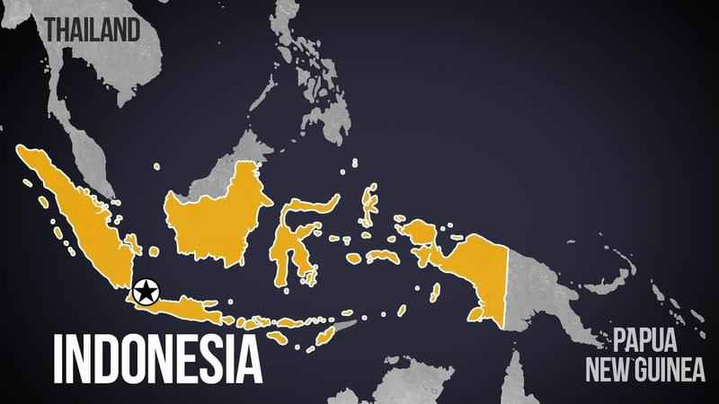 Tsunami Warning Issued After Earthquake Hits Indonesia