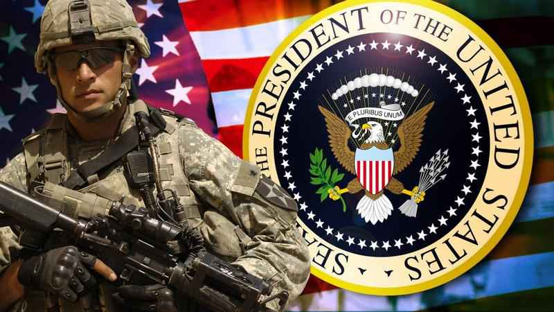 President Signs $700 Billion Military Budget Into Law