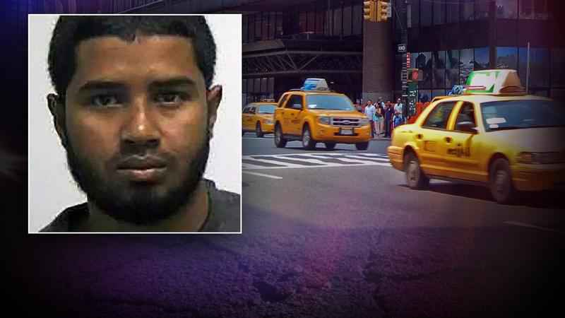 Prosecutor: NYC Bomb Suspect Wanted Maximum Damage