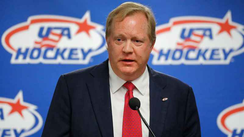 US Hockey GM, Rochester Native Dies Unexpectedly at Colorado Springs Home