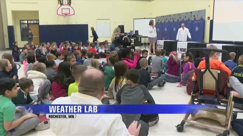 ABC 6 Weather Lab Visits Gibbs Elementary