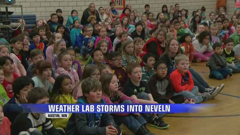 ABC 6 Weather Lab Visits Neveln Elementary