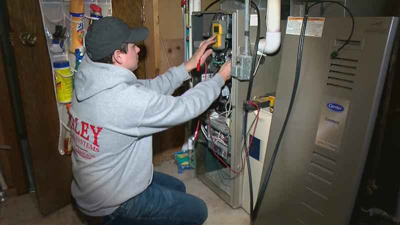 Cold Snap Causes Hot Demand for Furnace Repairs
