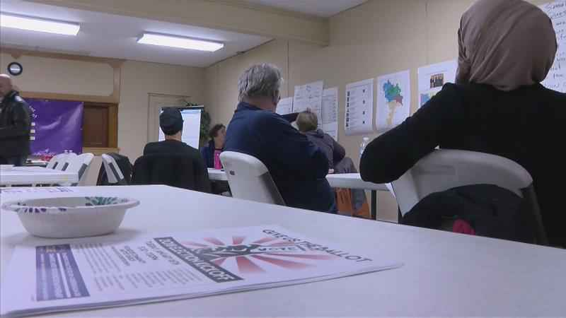Rochester Groups Mobilize to Register Voters