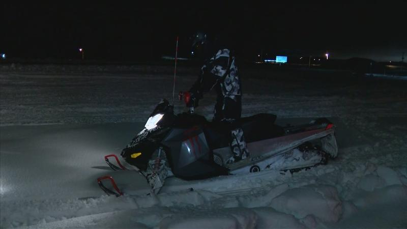 Snowmobilers Bring One Oronoco Restaurant Big Business after Winter Storm