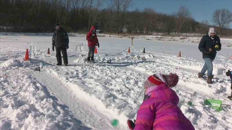 'It's Snow Crazy!' Helps Support Quarry Hill Nature Center