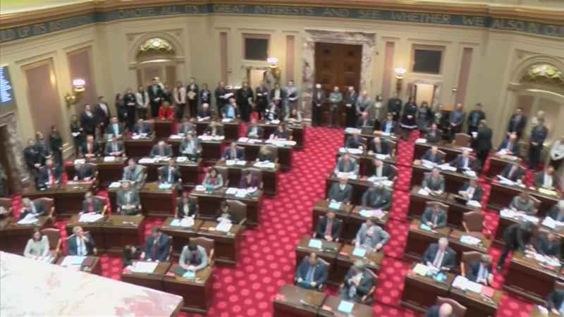 Minnesota Legislative session Underway