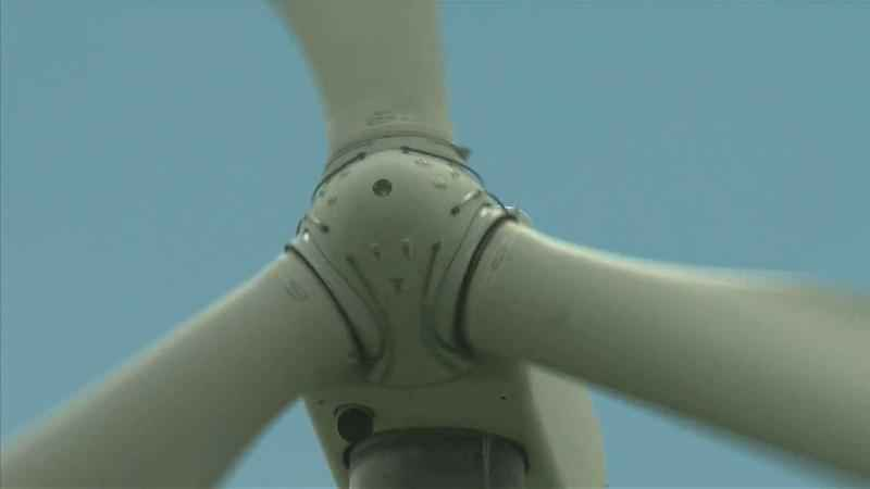 Falling Ice From Wind Turbine Worries Family Near Proposed Project