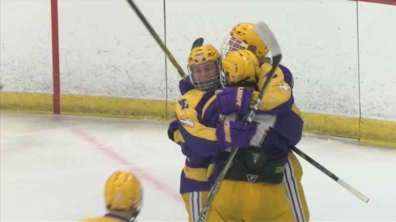 Lourdes Boys Hockey headed to Section 1A Championship
