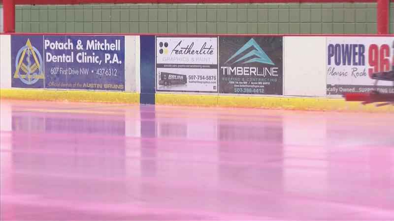 UPDATE: Thousands Raised at Paint the Rink Pink