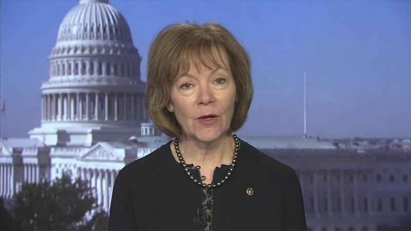 Sen. Tina Smith is Optimistic About Recent Budget Deal