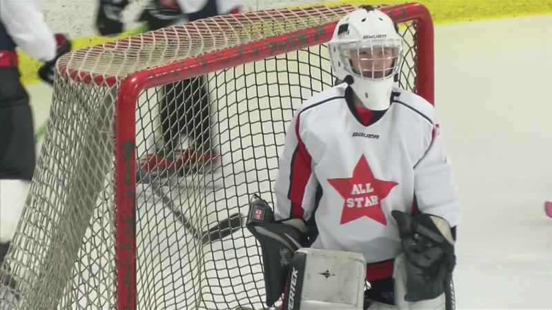 Team USA Hockey Team's Victory Inspires Local Hockey Players