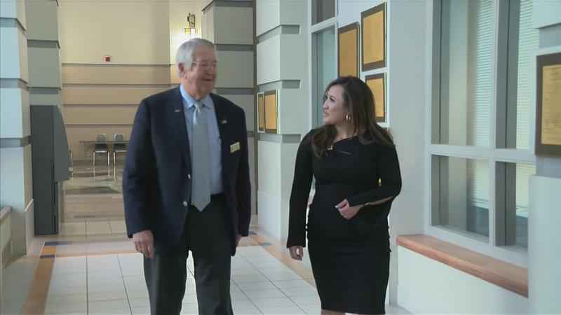 The Big Reason Mayor Ardell Brede is Not Running for Reelection - Tonight at Ten
