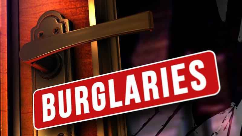 ALPD Investigating Neighborhood Burglaries