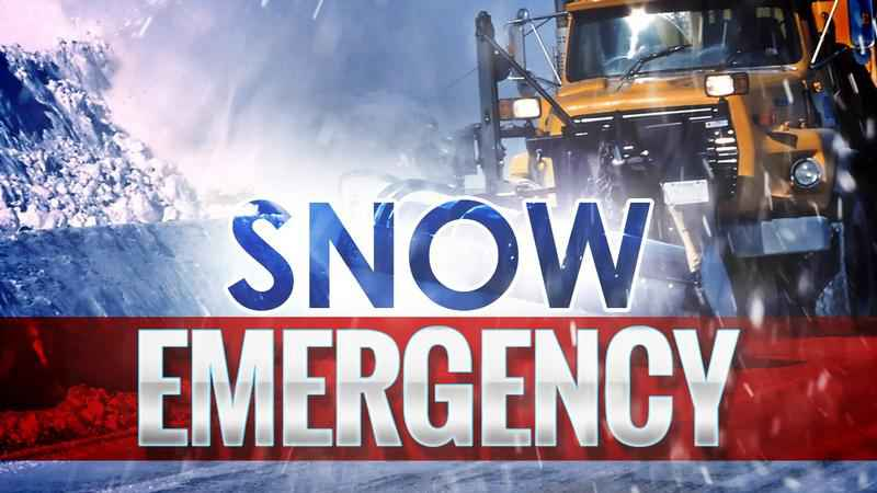 Snow Emergency in Effect in Byron Starting Sunday