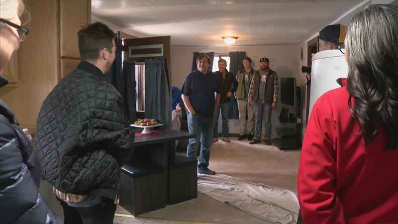 Austin Man Surprised With Home Renovation