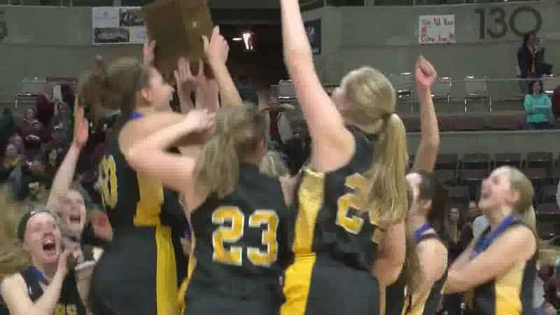 Byron Edges Stewartville, Clinches First State Tourney Berth in School History
