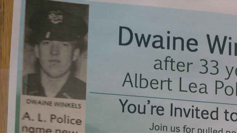 Dwaine Winkels Retires After 33 Years