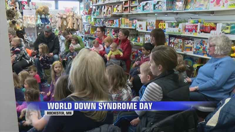 Local Organizations Celebrate World Down Syndrome Day