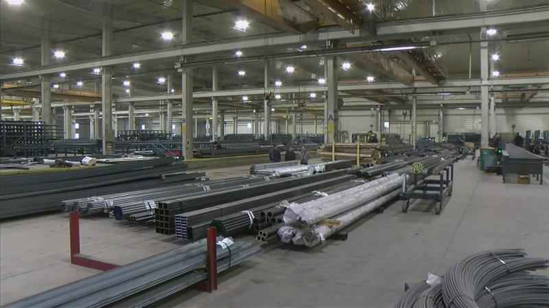 Local Steel Manufacturer Reacts to Trump's Proposed Tariffs