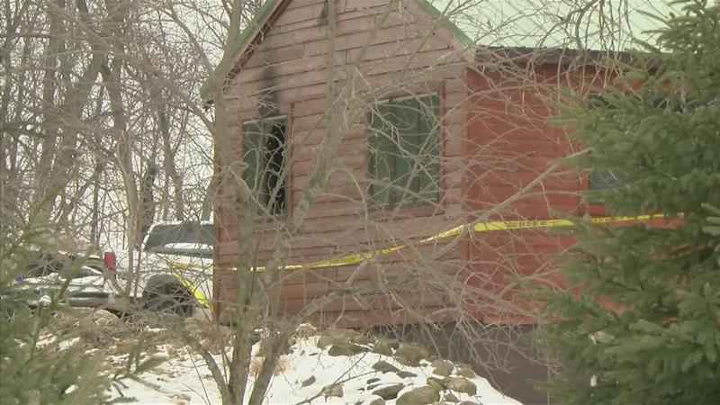 Red Cross Helping Out Family After House Fire