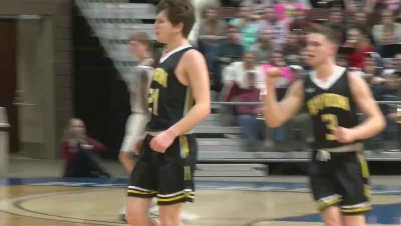 Wednesday's Boys Basketball Playoff Scores & Highlights