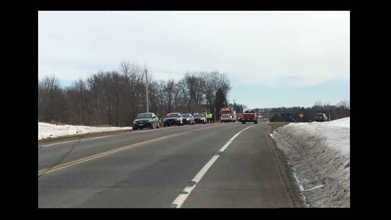 Victim Ejected in Fatal Accident in Mantorville