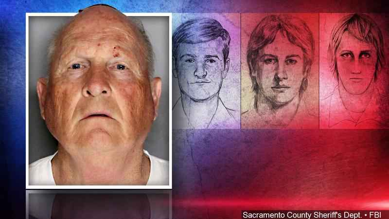 Police Take Golden State Killer Suspect by Surprise